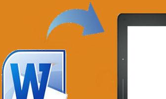 Como Formatar seu eBook para Kindle usando o Word