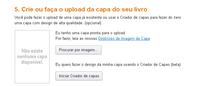 Capa de ebook