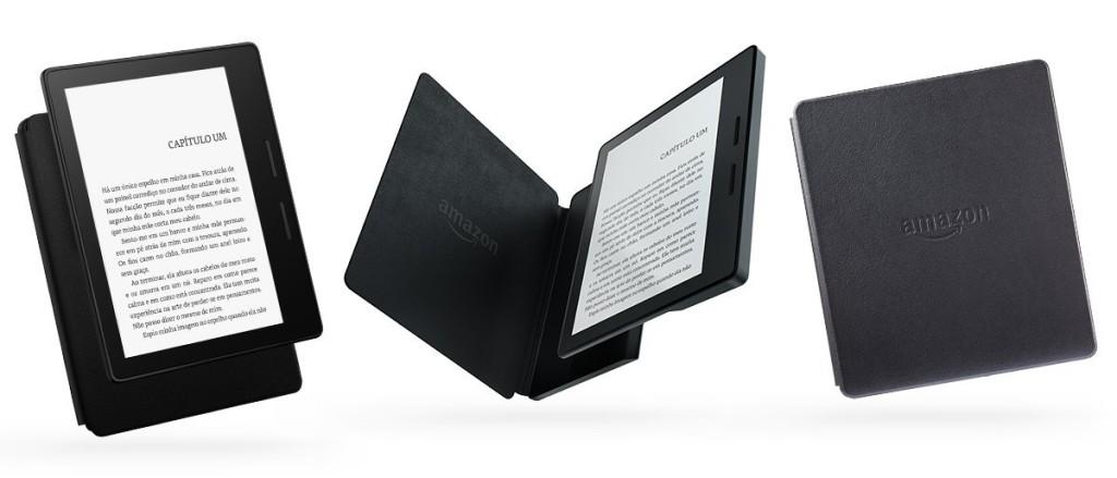 Kindle Oasis da Amazon