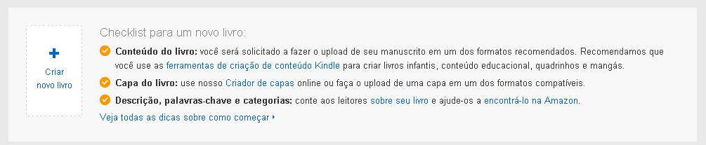 adicione novo ebook