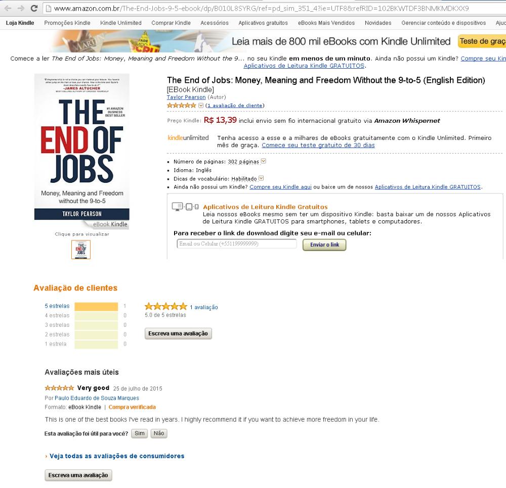Amazon: as avaliações de clientes