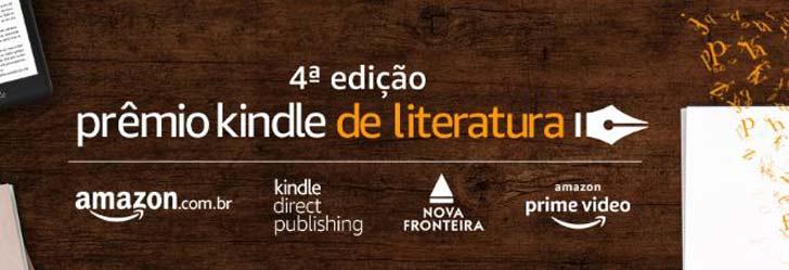 Prêmio Kindle de Literatura 4ª edição