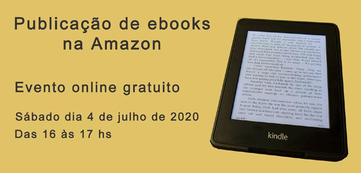 como publicar ebooks na amazon