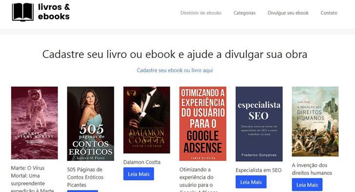 Livros e ebooks
